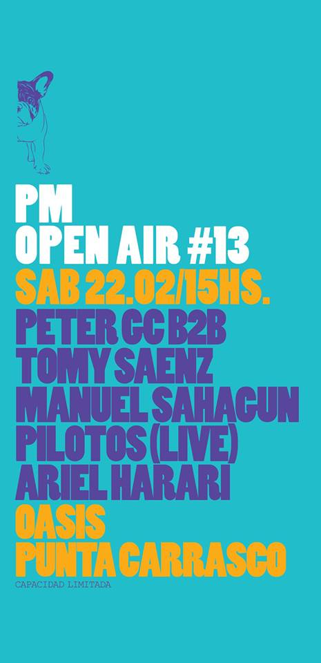 Pm open air #13