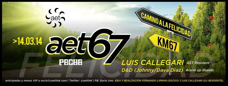 Danzeria- AET 67