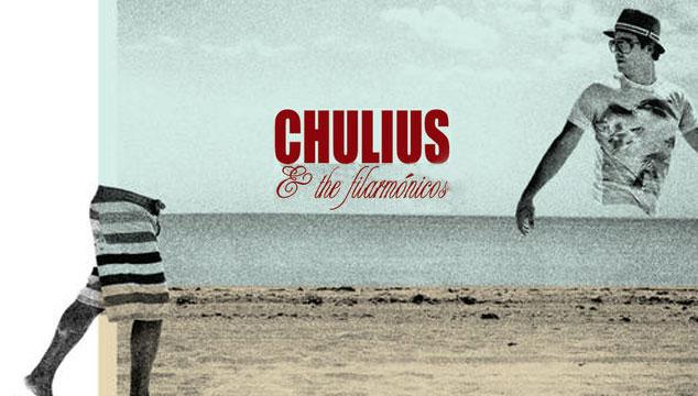 Danzeria - Chulius & The Filarmonicos Shorts Sandals