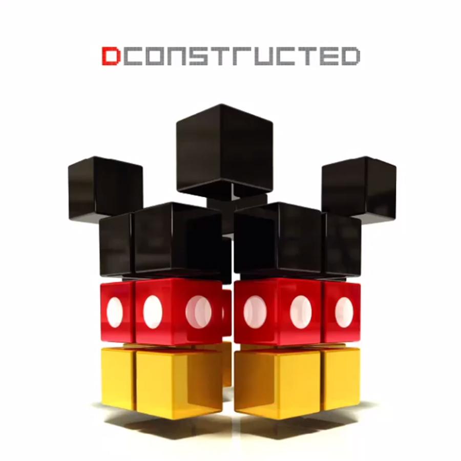Danzeria - Disney Dconstructed