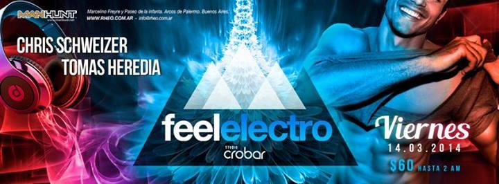Danzeria-Feel Electro