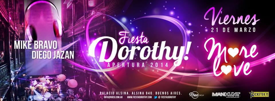 Danzeria- Fiesta Dorothy
