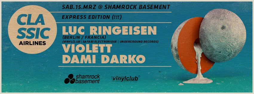 Danzeria- Shamrock basement
