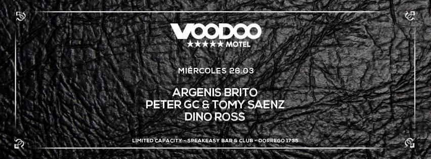 Danzeria- Voodoo motel (26.03.20149
