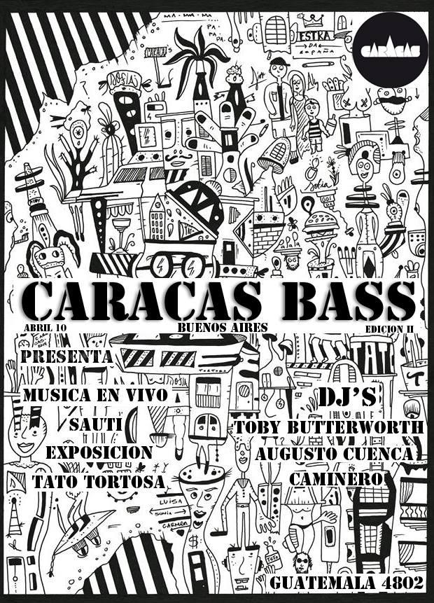 Caracas bass