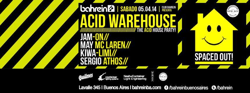 Danzeria- Acid Warehouse