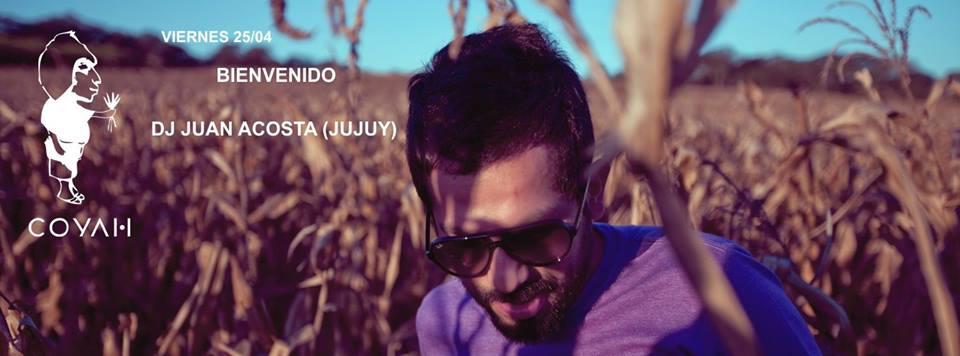 Danzeria- Bienvenido Dj Juan Acosta