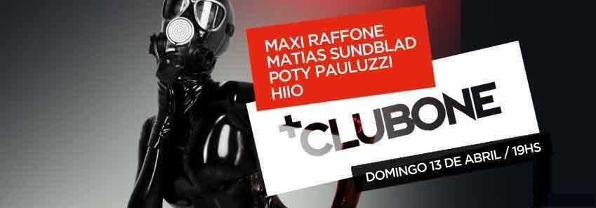 Danzeria- Club One  13.04