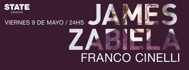 Danzeria- James Zabiela State