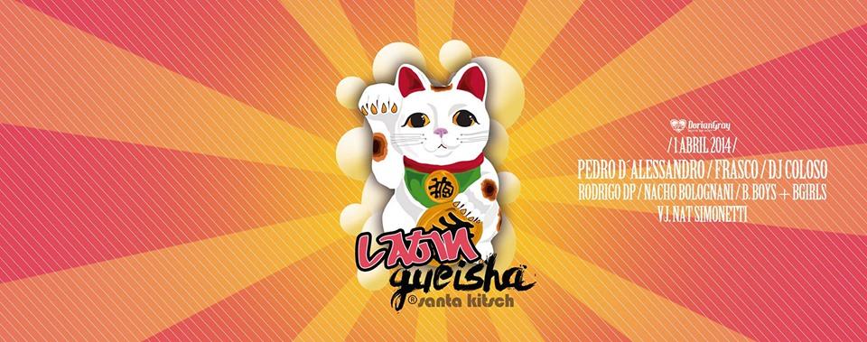 Danzeria- Larin Gueisha