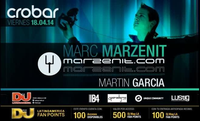 Danzeria- Marc Marzenit
