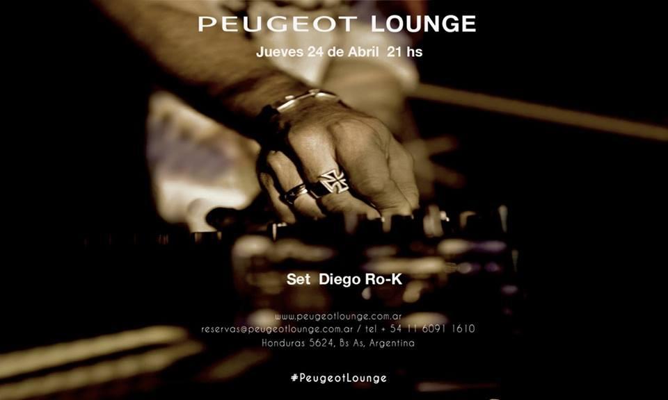 Danzeria- Peugeot Lounge