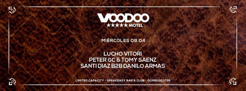 Danzeria- Voodoo Motel (09.04)