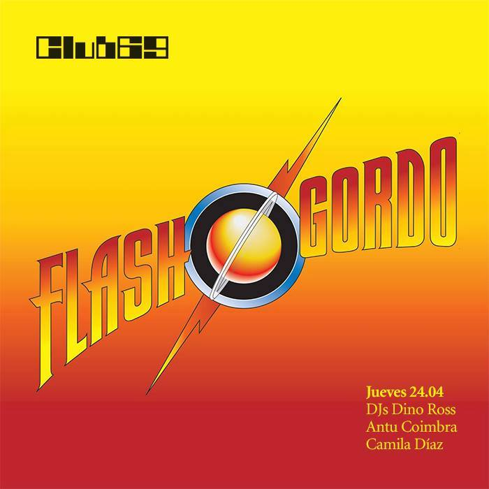 Danzeria- flash gordo