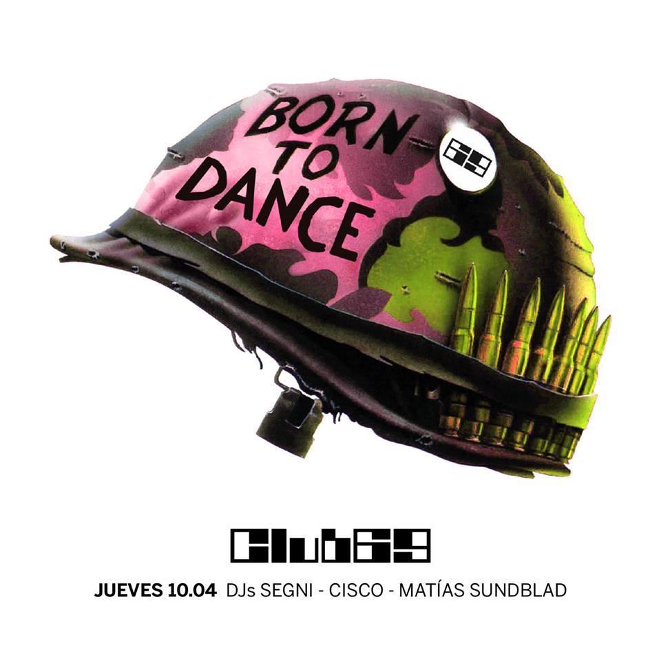 Danzerias- Born to dance