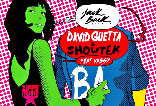 David Guetta & Showtek - Bad Feat Vassy (Original Mix) [zippy-music.com]