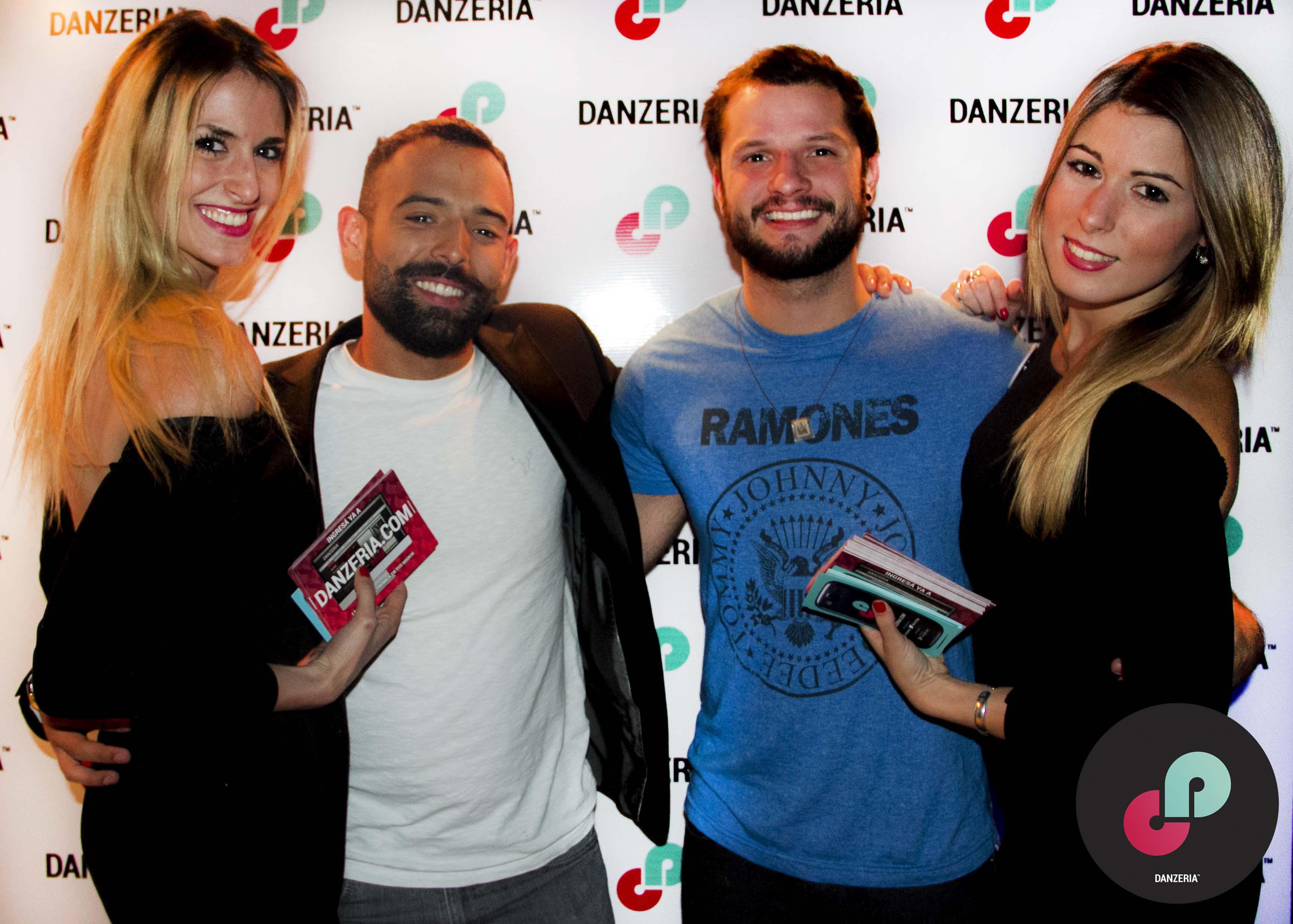Lanzamiento Danzeria App