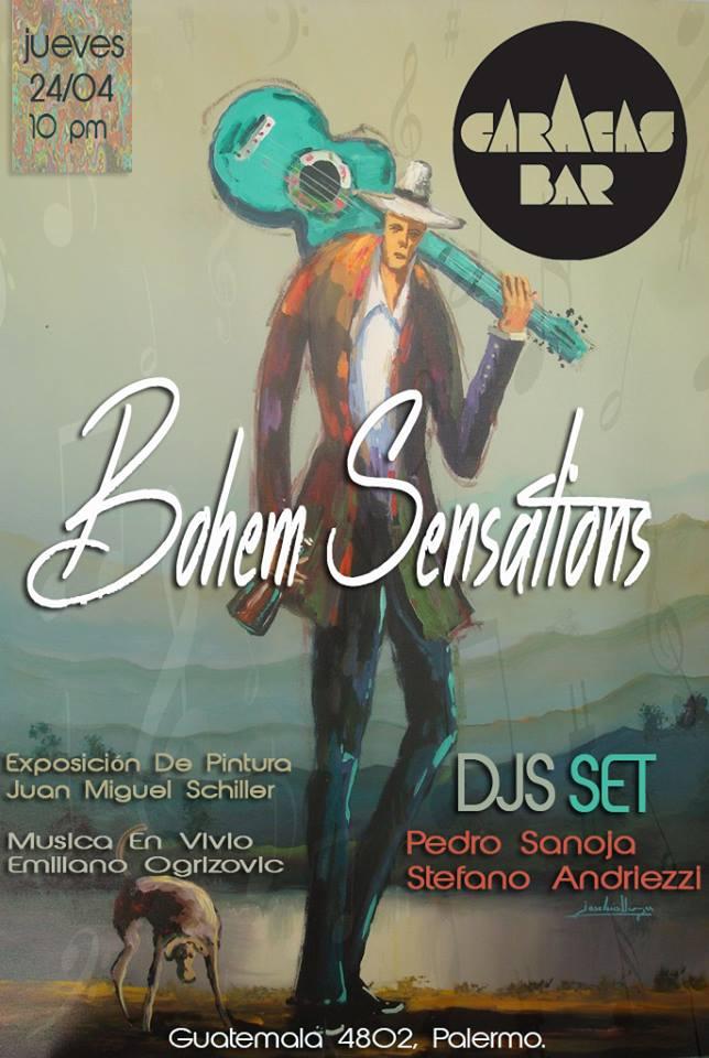 danzeria- Bohem sansation