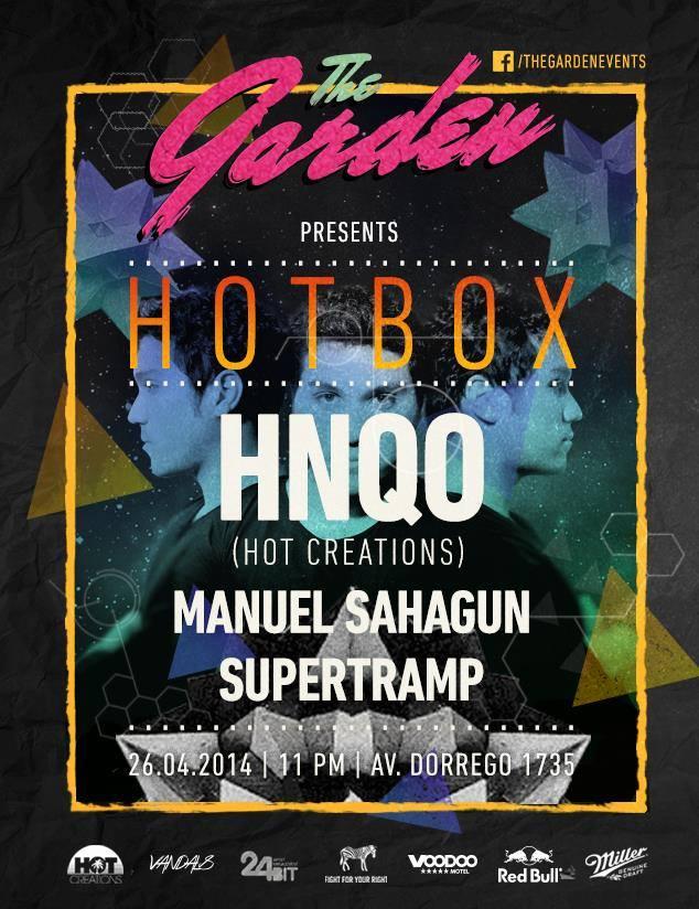 danzeria- hot box