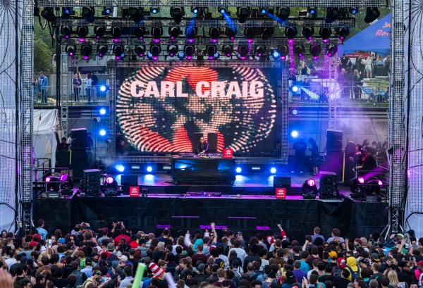 Carl Craig at Movement - Detroit 2013
