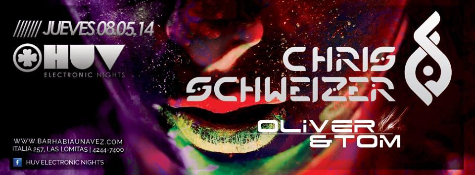 Chris Schweiszer @ Huv