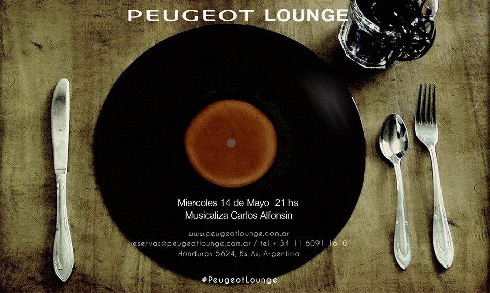 Damzeria- Peugeout Lounge