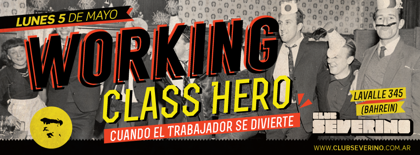 Danzeria- Working Class Hero