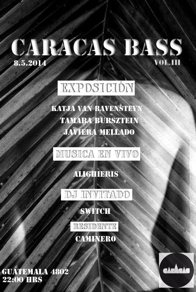 caracas bass 08.05