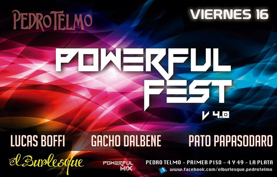 powerful fest