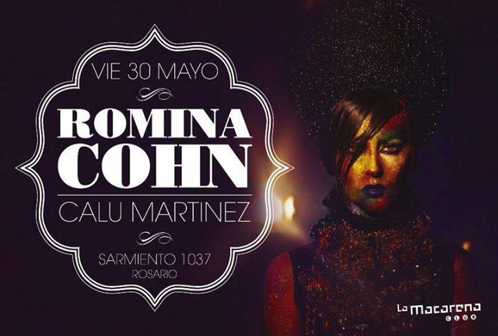 romina Cohn  Rosario