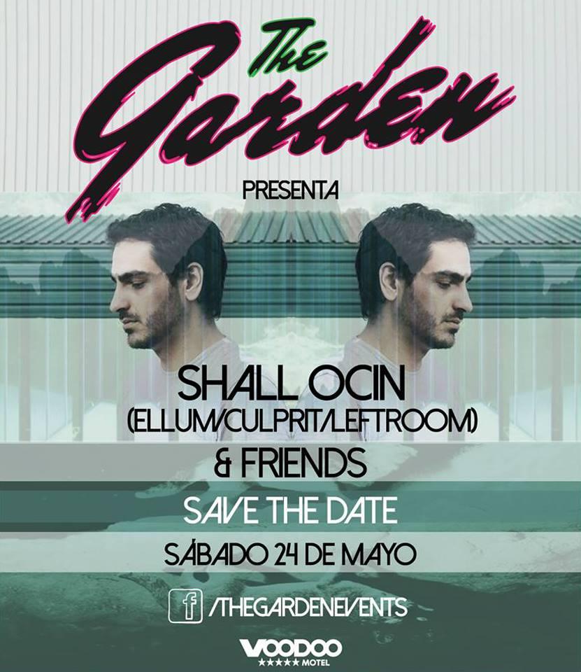 the garden 24 de mayo