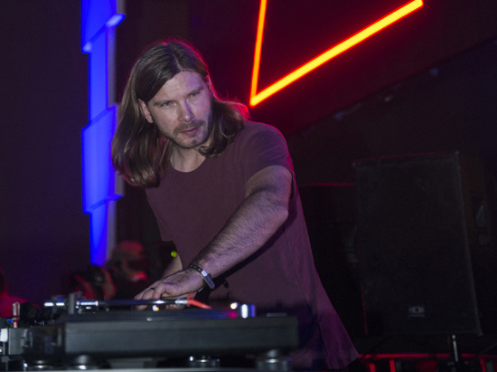 Musique et DJ's set on Techno  Marcel-Dettmann