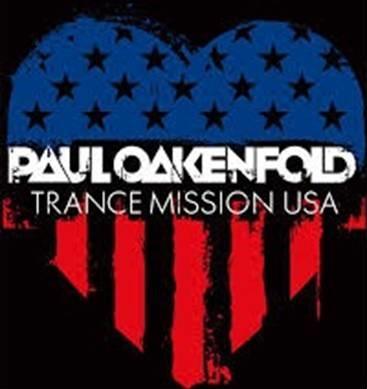 Paul Oakenfold Trance Mission USA