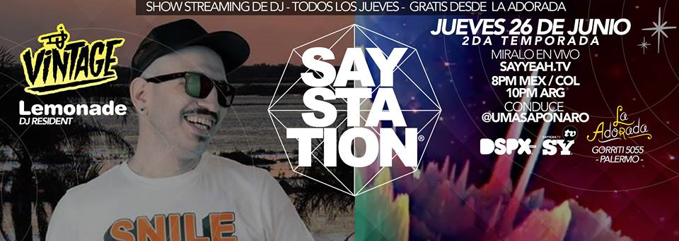 Say Station