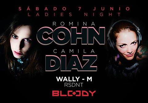 romina Cohn Camila Diaz