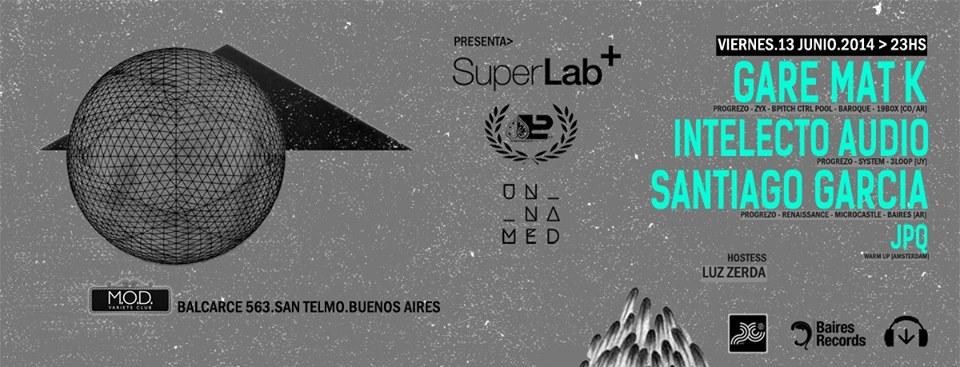 super lab viernes 13