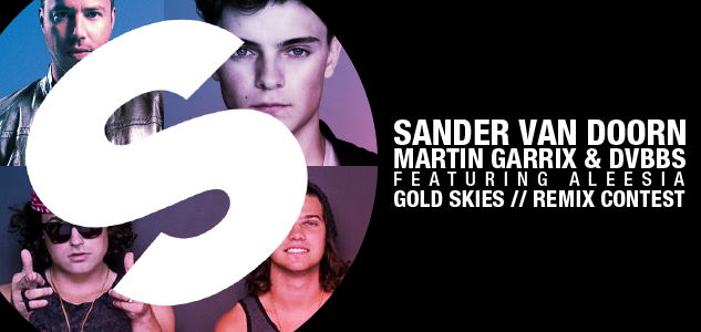 BEATPORT _GOLD SKIES_