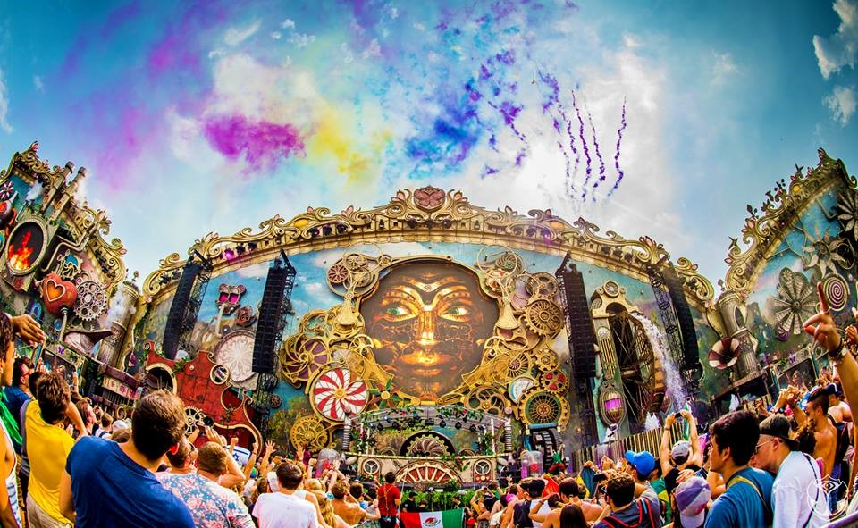 Tomorrowland 2014-1