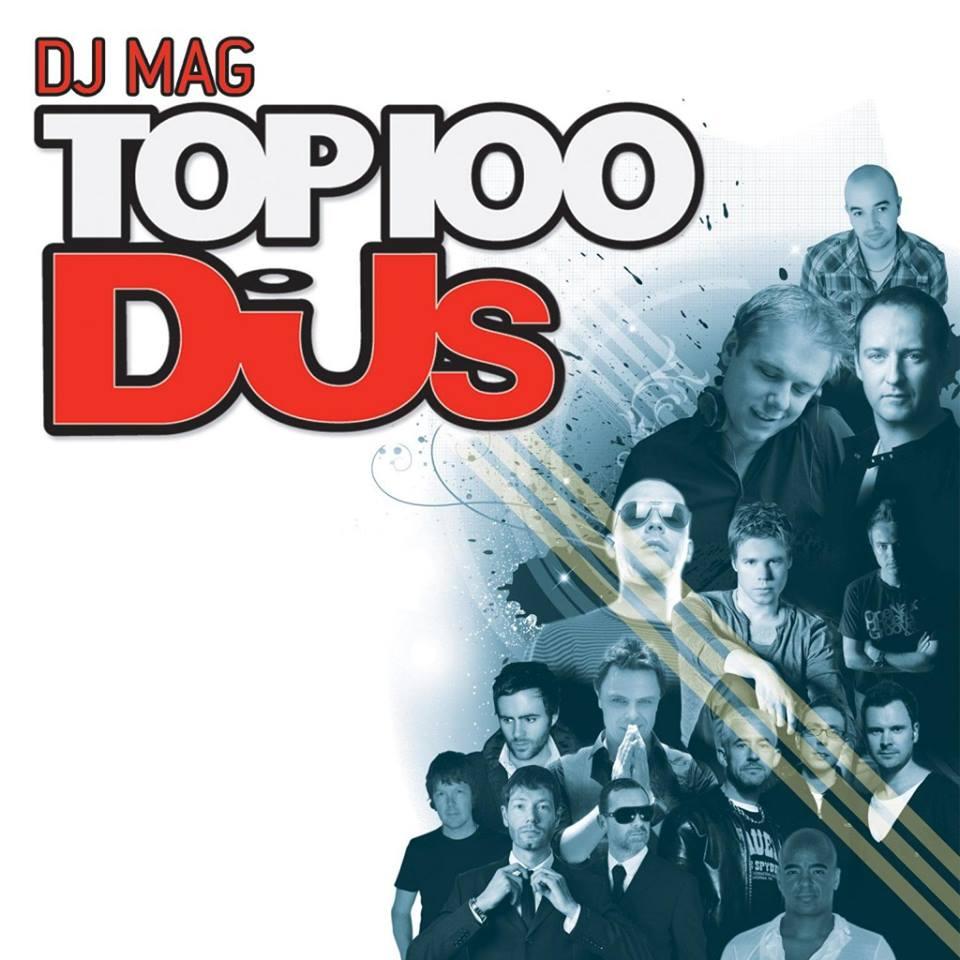 Top 100 DJMAG