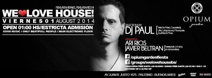 we love house  01-08