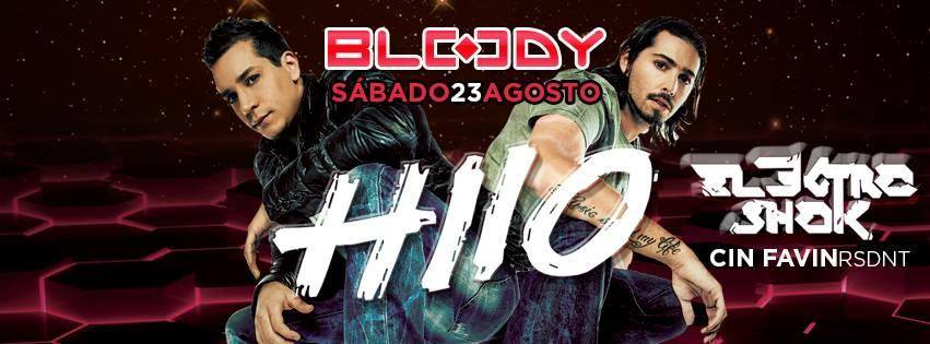 Bloody sound 23.08