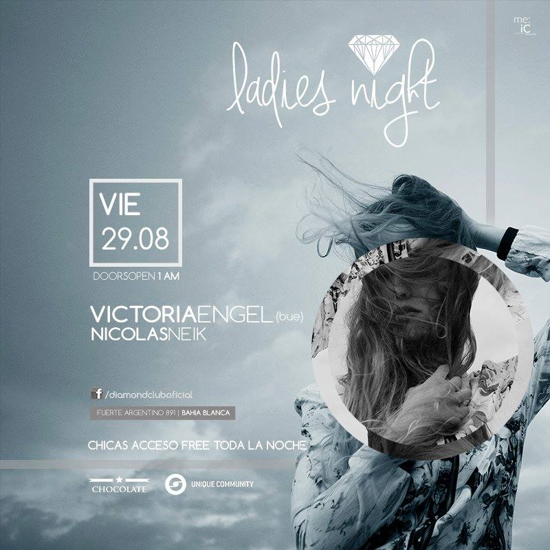 Diamond Club Bahia Blanca 29.08