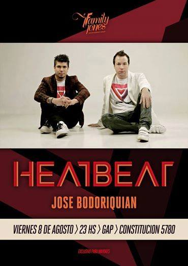 Heatbeat 08-08