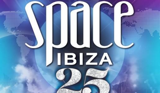 Space Ibiza: 25 años, 25 ciudades
