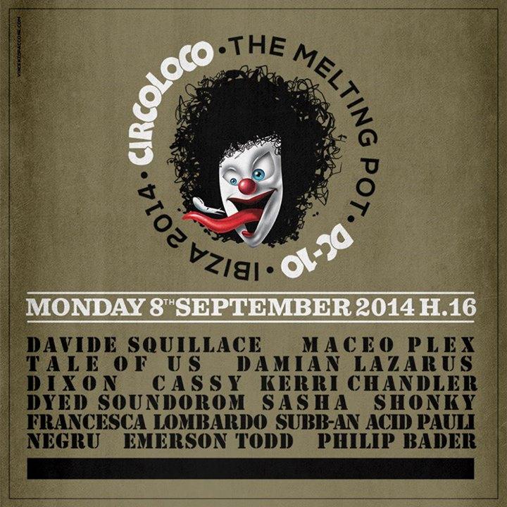 Circo loco 8.09