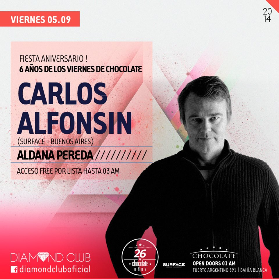 Diamond Club Bahia Blanca 05.09