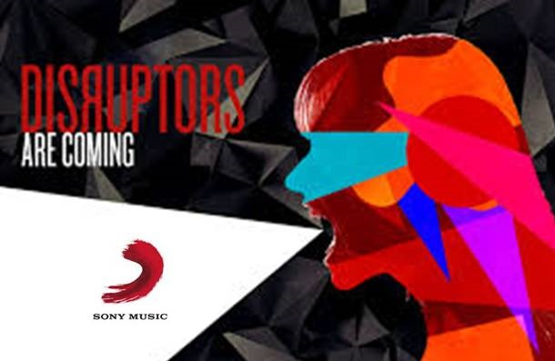 Disruptor Records y Sony Music