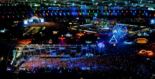 Electric Daisy Carnival 2013