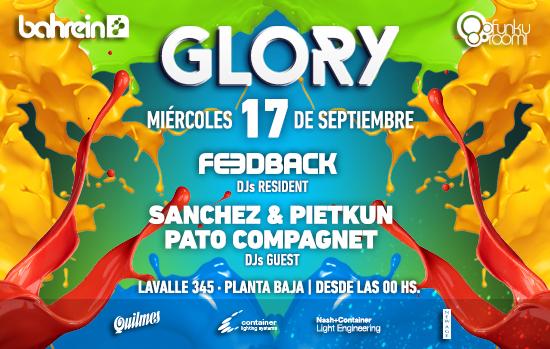 Glory 17.09