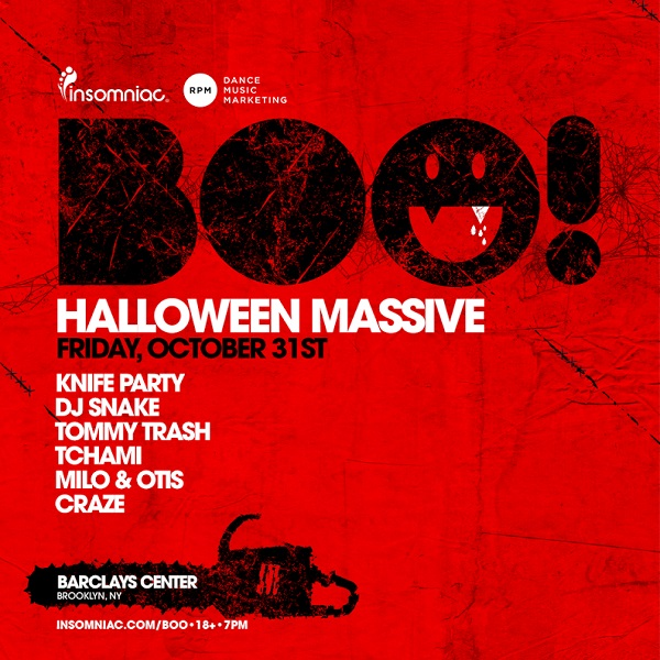 Halloween Massive BOO